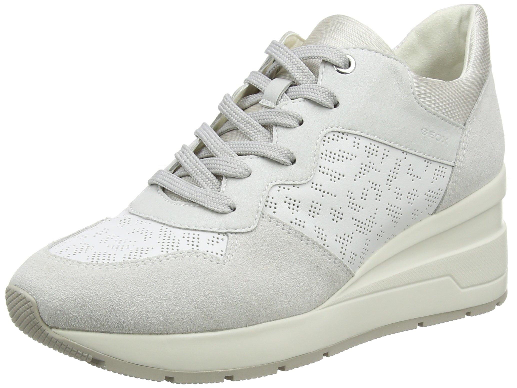 Geox Damen D Zosma C Sneaker 1