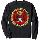 Wing Chun Martial Art Sword Logo GYM Train Kung Fu MMA Sweatshirt