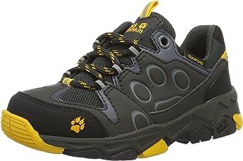 Jack Wolfskin Unisex-Kinder MTN Attack 2 Texapore Low K Trekking- & Wanderhalbschuhe,