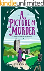 A Picture of Murder (A Lady Hardcastle Mystery Book 4) (English Edition)
