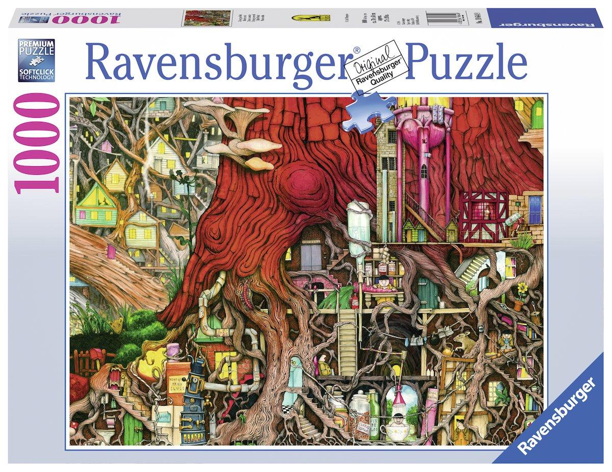 Ravensburger-19644-Verborgene-Welt-Puzzle