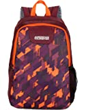 American Tourister Wave02 Backpack  Red