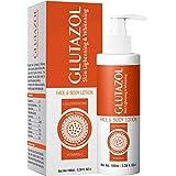 Treeology Glutazol Skin Lightening & brightening Lotion with Glutathione, Kojic Acid & Vitamin C