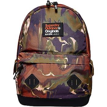 Mono Camo grey Montana Superdry Men's Multicolour Backpack ZUadd