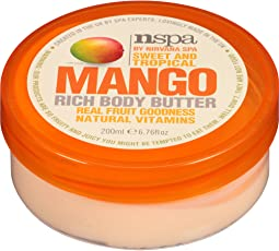 N-Spa Nspa Fruit Extracts Rich Body Butter Mango 200Ml