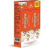 SUNSHINE NUTRITION Immune Support Efferv Orange Tabs, 2 x 20's Pack