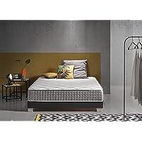 Simpur Relax: Matelas 90x190 cm ERGO EQUILIBRÉ Mousse à mémoire de forme Soft | Épaisseur 19 cm | Confort universel…
