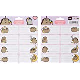 Grupo Erik Etichette Adesive  PUSHEEN THE CAT 2 A4