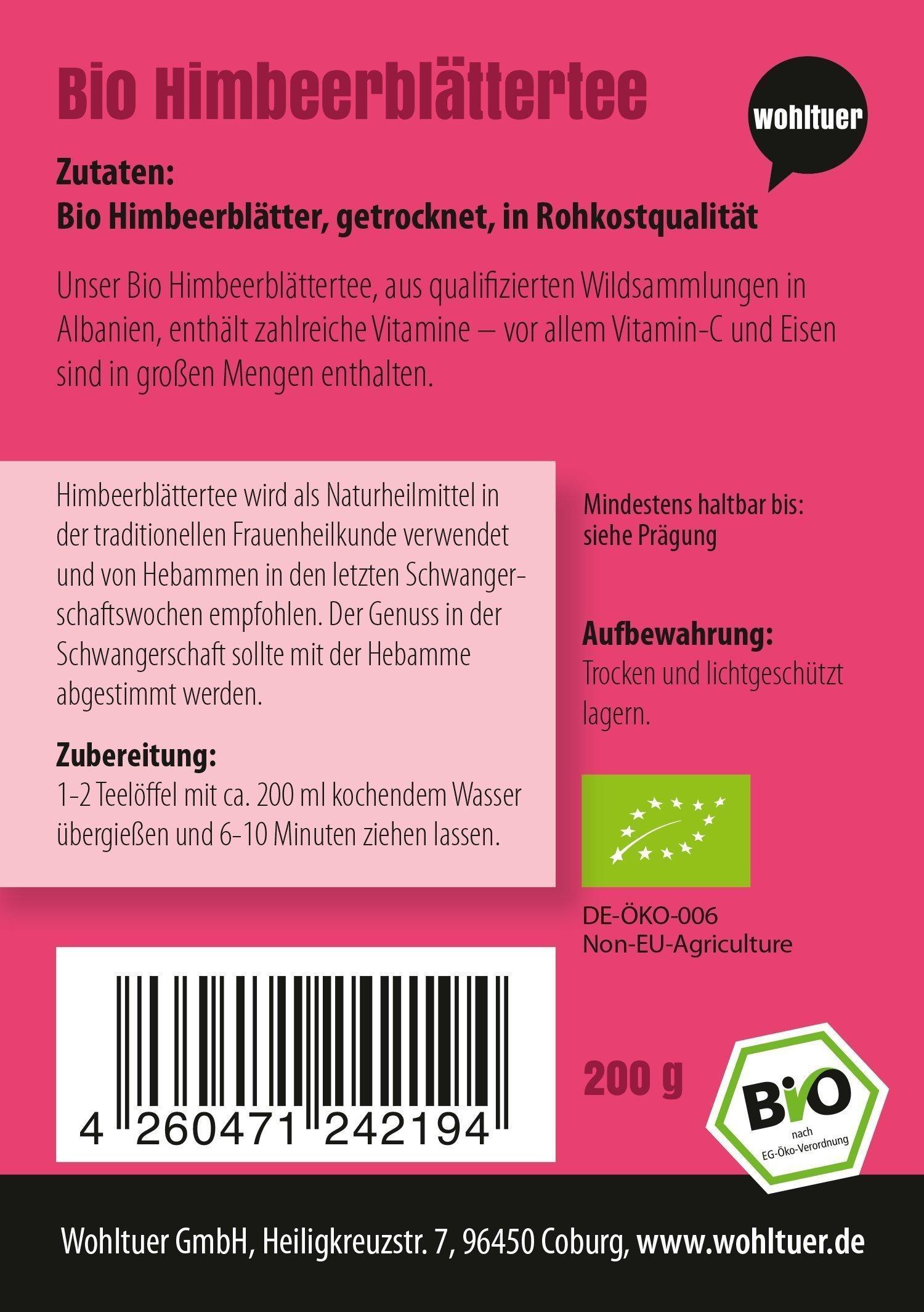 Wohltuer-Bio-Himbeerblttertee-aus-europischer-Wildsammlung-200g