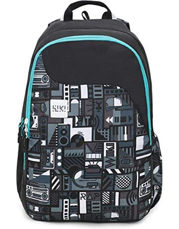 Wildcraft 29.5 Ltrs Black Casual Backpack (11947 Black)