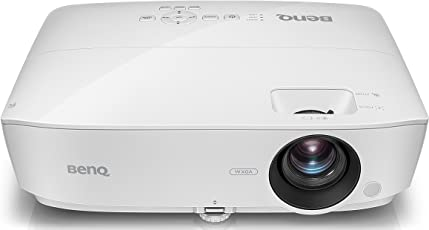 BenQ TW533 DLP-Projektor (Beamer mit 3D über HDMI, WXGA, 1280 x 800 Pixel, 3300 ANSI-Lumen, Kontrast 15.000:1, Smart Eco) weiß