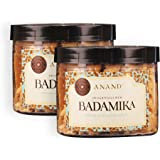 Anand Indian Biscotti Badamika - Pure Butter and Premium Nuts Best Seller 225g (Pack of 2)