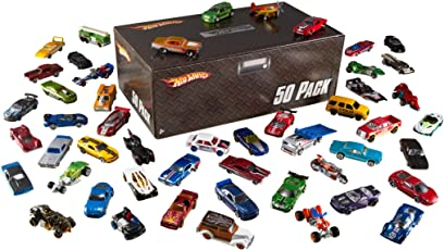 Mattel Hot Wheels Basic Car (50 Pack)
