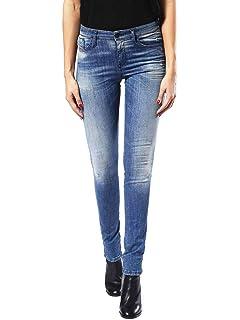 Diesel Womens Eazee Cropped Jeans
