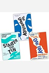 David Nicholls 3 Books Collection Pack Set RRP: £25.62 (Starter for Ten, One Day, The Understudy) Paperback