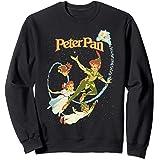 Disney Peter Pan Darling Flight Vintage Sweatshirt