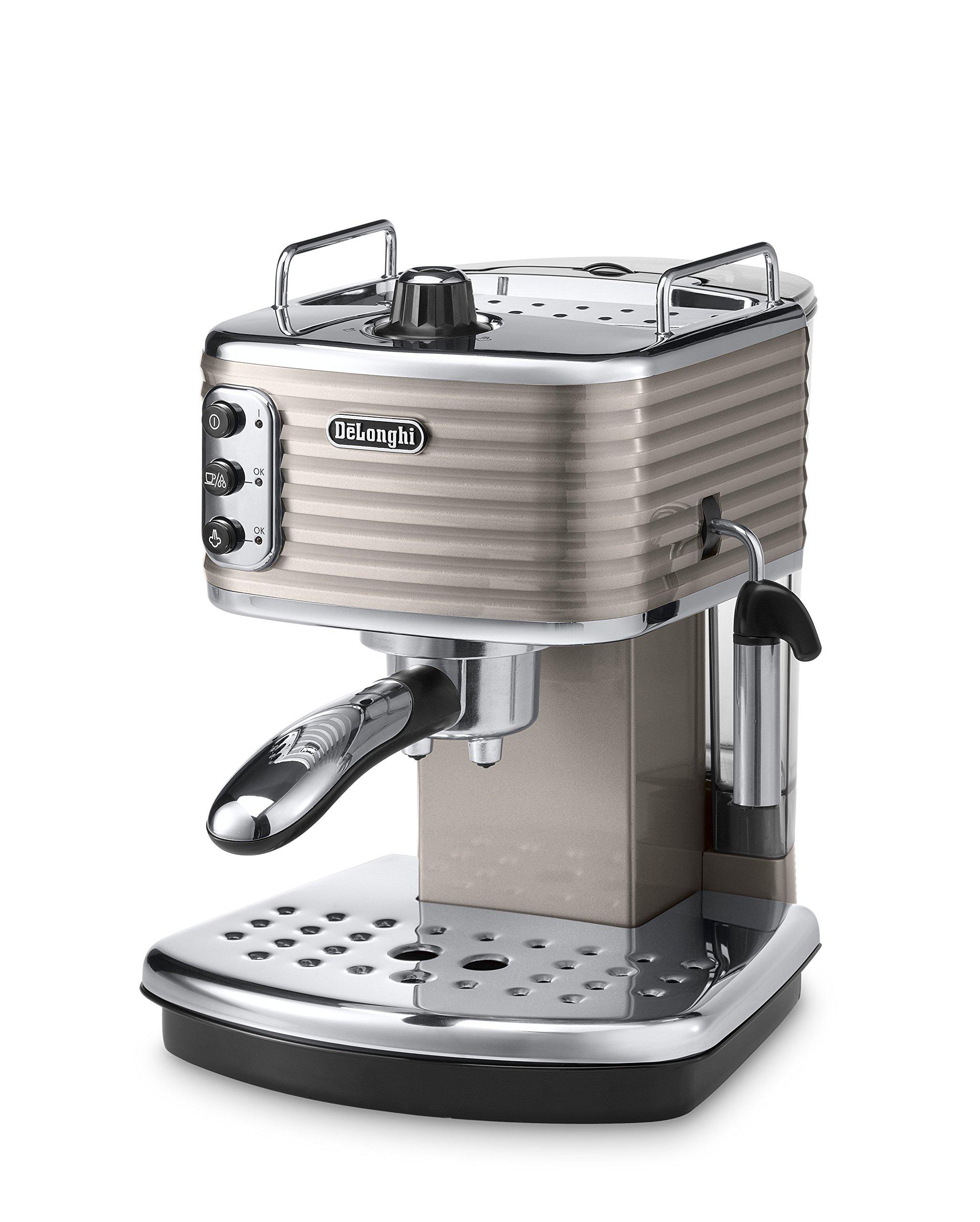 DeLonghi-ECZ-351W-Scultura-Espressomaschine