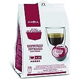 Gimoka - Capsule Compatibili Nescafè Dolce Gusto, Gusto Intenso - 64 Capsule