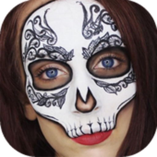 Halloween Makeups Ideas (Tutorial Halloween Girl Zombie Make-up)