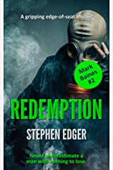 Redemption: A gripping conspiracy thriller (Mark Baines Book 2) Kindle Edition