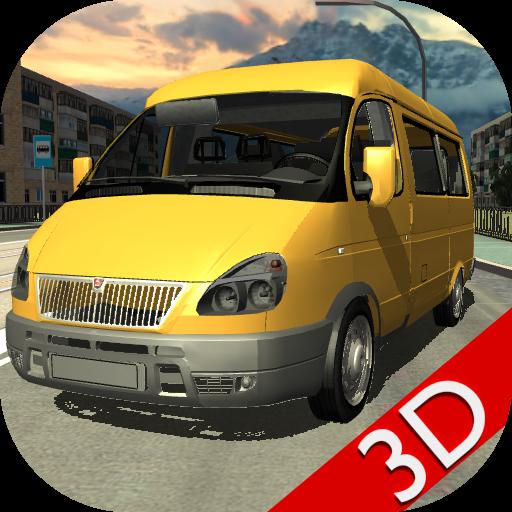 Minibus Simulator 3D