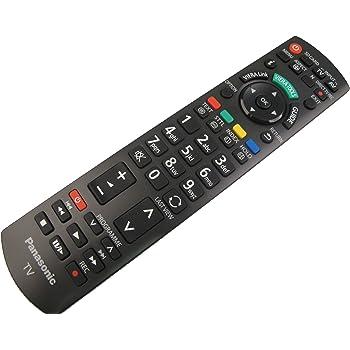 29975777a Panasonic N2QAYB000487 Genuine remote control fits: TH-32LRG20B,TH-32LRG20E, TH-42LRG20B,TH-42LRG20E,TX-L19E3B,TX-L19E3E,TX-L22X20B,TX-L22X20E,TX-L22X20L  ...