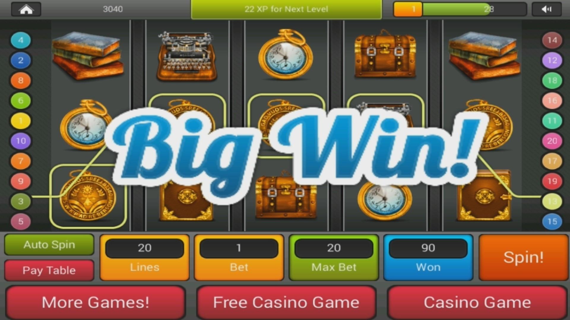 7 euro casino bonus