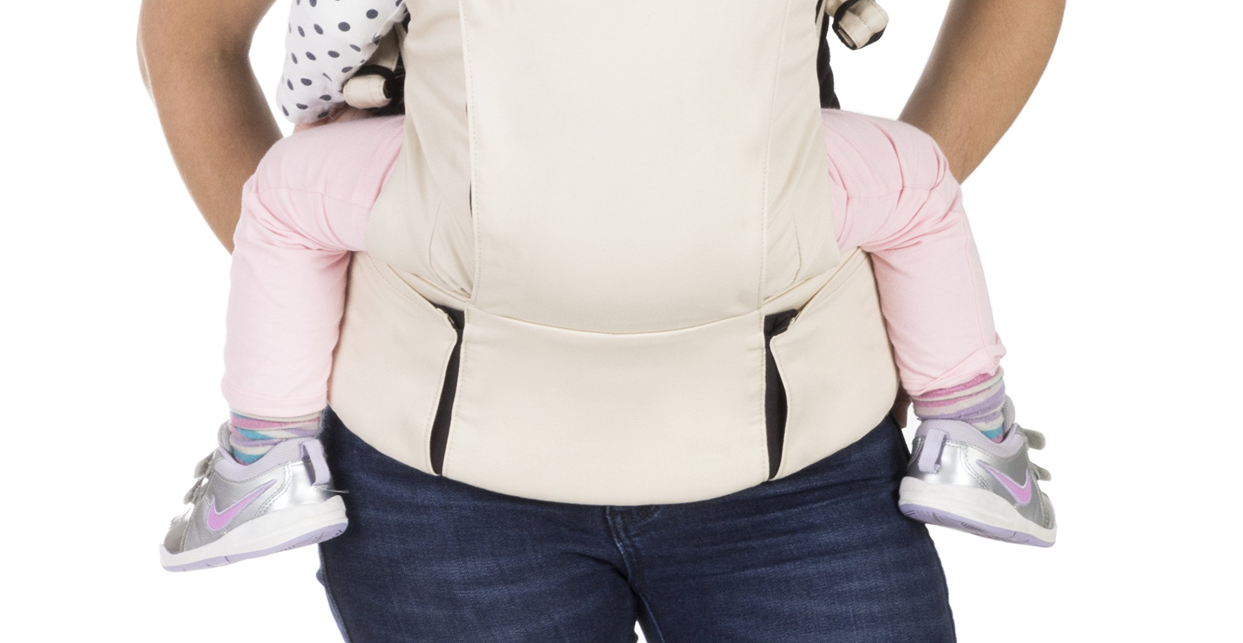 Mountain Buggy Juno Carrier - Sand Mountain Buggy Mountain Buggy Juno Carrier Multi functional carrier that transitions seamlessly from newborn to toddler Providing hands free: hands through connection; juno has been designed to deliver the very best ergonomics in all carrying modes: for both you and your child. 10
