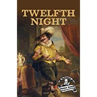 Twelfth Night : Shakespeare's Greatest Stories For Children (Abridged and Illustrated)