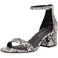 Amazon Essentials - Women's Two Strap Heeled Sandal, heeled-sandals Donna