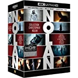 Coffret Christopher Nolan 7 Films : Dunkerque (Dunkirk) / Interstellar / Inception / Batman Begins / The Dark Knight / The Dark Knight Rises / Le Prestige 4K [4K Ultra HD