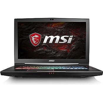 "MSI Titan Pro GT73EVR 7RF-870XES -Ordenador portátil de 17.3"" FullHD 120Hz (Intel Core i7-7700HQ, 16 GB RAM, 1 TB HDD + 256 GB SSD, NVIDIA GeForce GTX 1080 8GB GDDR5X, sin sistema operativo) negro - Teclado QWERTY español"
