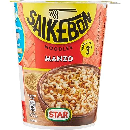 Star Saikebon Manzo, 60g