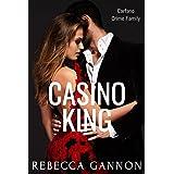 Casino King: A Dark Mafia Romance (Carfano Crime Family Book 1) (English Edition)