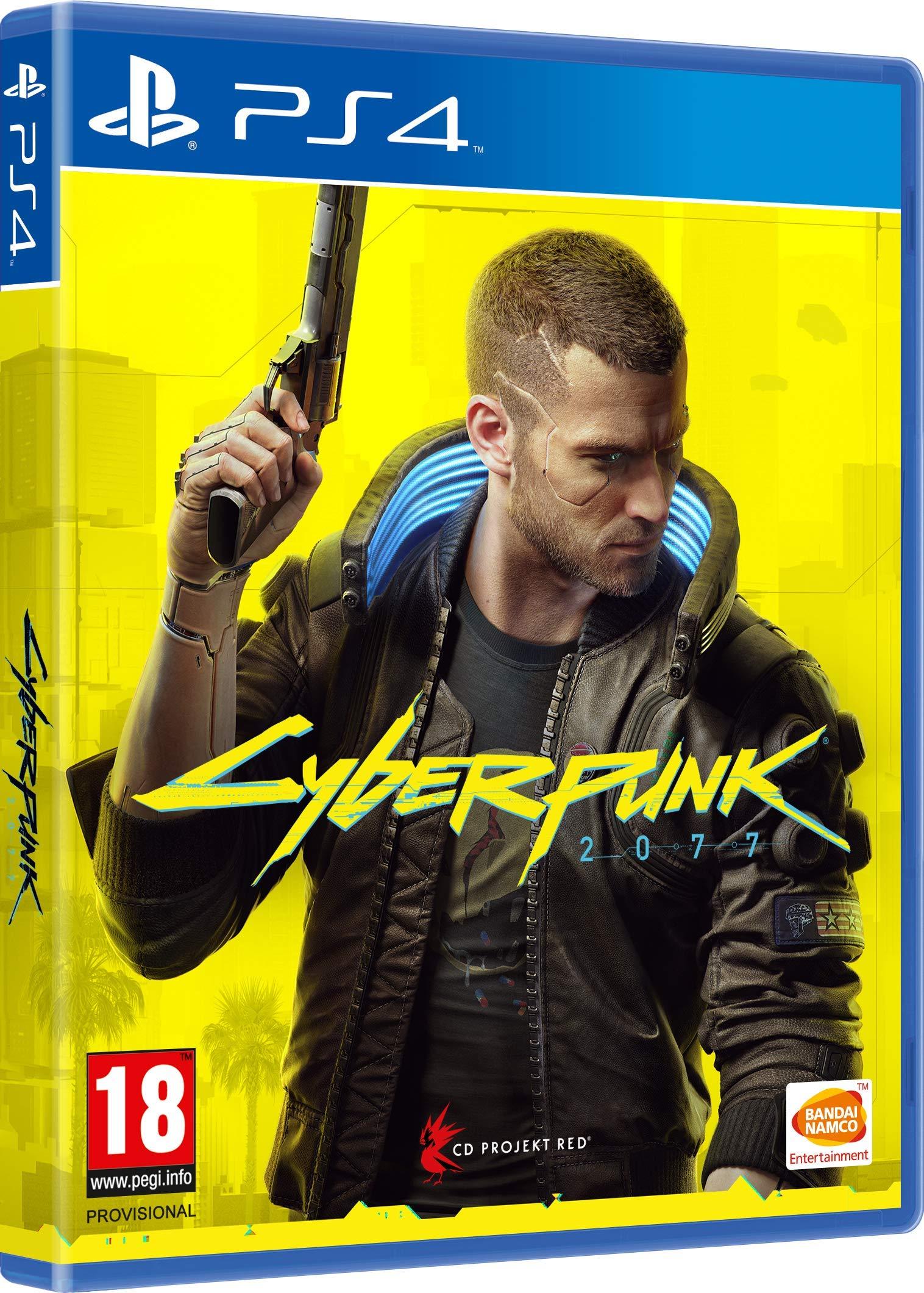 Cyberpunk 2077 – Edición Day One