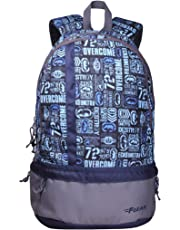 F Gear Burner P10 26 Ltrs Blue Casual Backpack (2186)