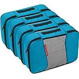 Packing Cube 4 stück, Gonex mittelgroße Kleidertaschen