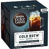 Nescafé Dolce Gusto Cold Brew - Café - 36 Capsules (Pack de 3 Boîtes x 12)