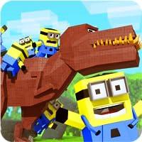 Yellow DinoCraft