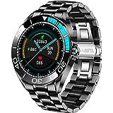 Smartwatch da Uomo LIGE, IP67 Impermeabile Fitness Tracker Orologi Frequenza Cardiaca Ossigeno Nel Sangue Monitor Della Press
