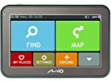 MIO Spirit 5450 LM Navigationsgerät mit 4.3 Touchscreen, Lebenslangen Kartenupd