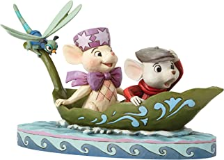 Disney Tradition 4055405 Figur To The Rescue Bernard & Bianca 40th Anniversary, 25 x 10 x 14,5 cm
