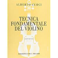 Tecnica fondamentale del violino. Volume 2