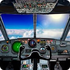 Pilot-Flugzeug-simulator