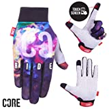 Core Protection Handschuhe, Neon Galaxy, Large