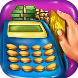 Supermarkt Kassierer : Griff Geld verwenden Kassen und POS in diesem Spiel der Supermarkt Kassiererin und Shopping