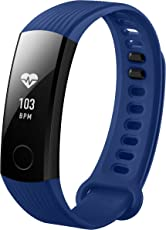 (CERTIFIED REFURBISHED) Honor Band 3 Activity Tracker (Blue)