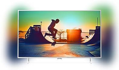 Philips 32PFS6402/12 80 cm (32 Zoll) Fernseher (Full-HD, Triple Tuner, Smart TV) silber