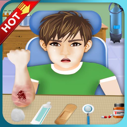 Herzchirurgie -Simulator-Spiel