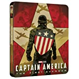 Captain America: The First Avenger - Mondo Steelbook (+ Blu-ray) [4K Blu-ray]